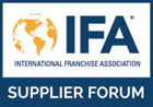 Remote Quality Bookkeeping is a member of the IFA International Franchise Association Supplier Forum