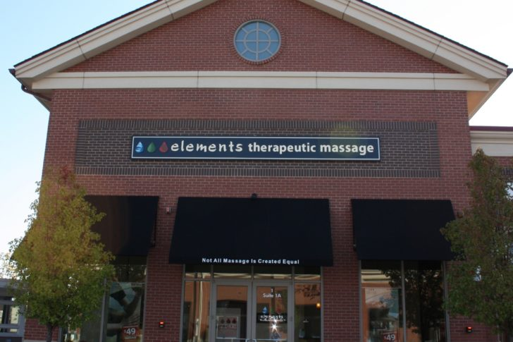 Outside of Elements therapeutic Massage - Hingham