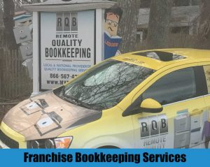 Remote Quality Bookkeeping offers Franchise Bookkeeping Services