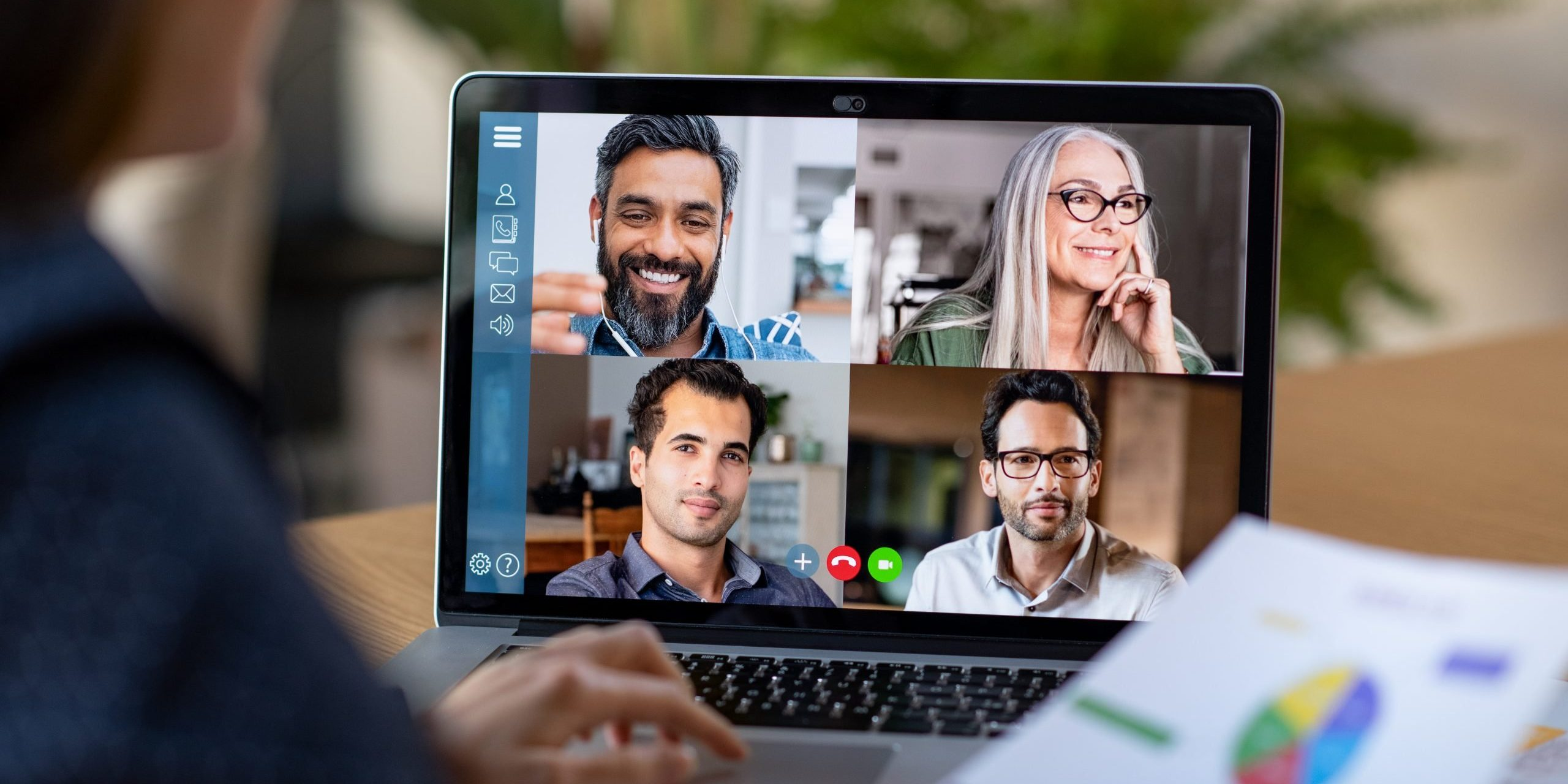 remote coaching, remote business call