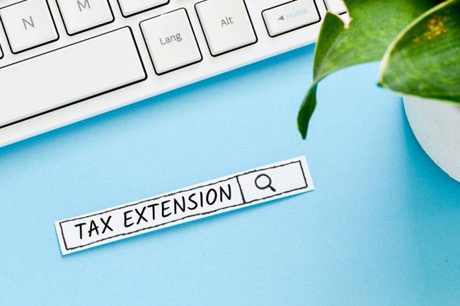 tax filing extensions