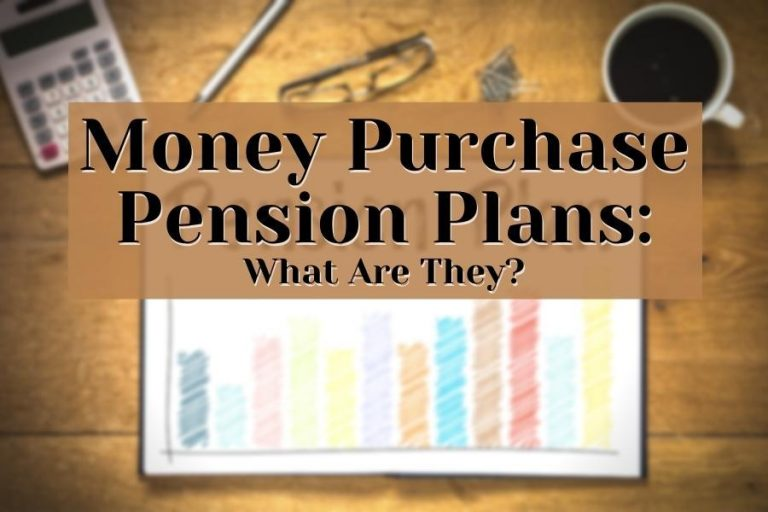 money purchase pension plans; mppp