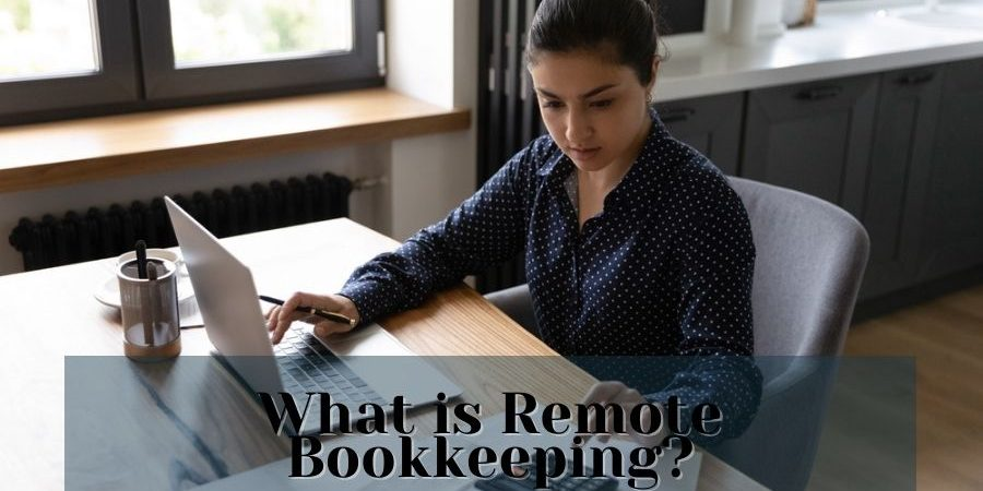 what is remote bookkeeping